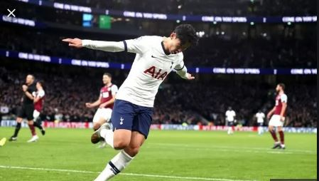 Tottenham 5-0 Burnley premier league highlight