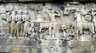 Contoh Akulturasi Kebudayaan Nusantara dan Hindu Buddha