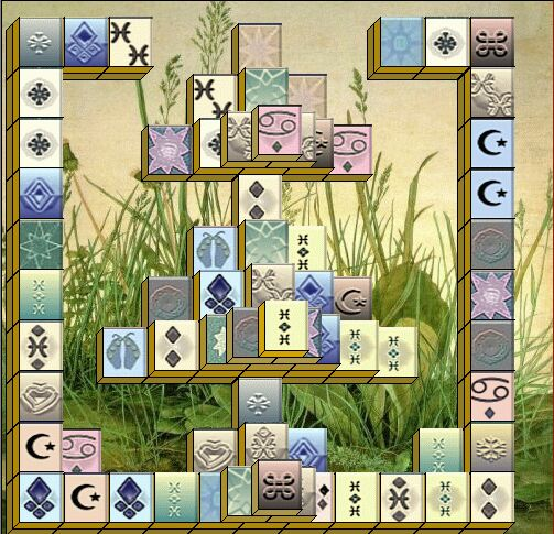 Mahjong Solitaire - How to Play? ~ Games4ever