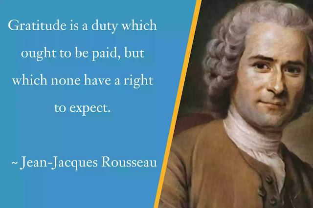 Jean-Jacques Rousseau Best Quotes