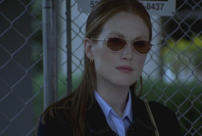 Julianne Moore as Clarice Starling, Hannibal, Directed by Ridley Scott