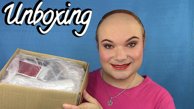 Un petit colis automnale - Vidéo unboxing