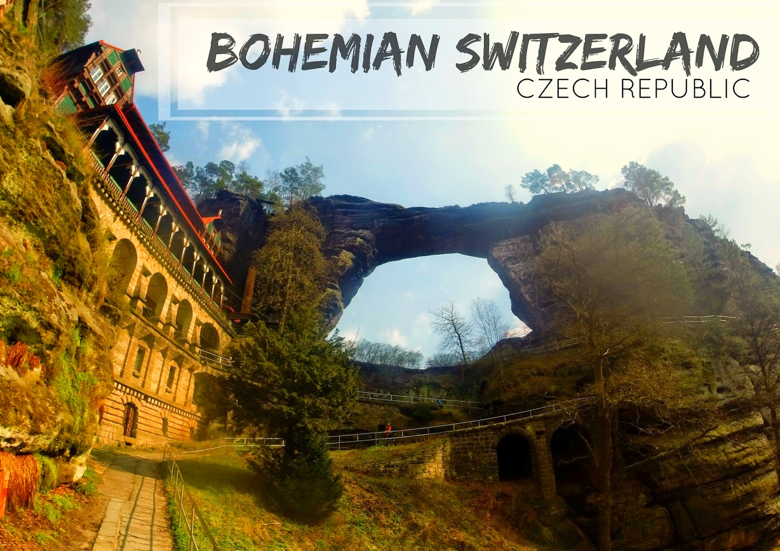 Most Beautiful Sights of Bohemian Switzerland, Czech