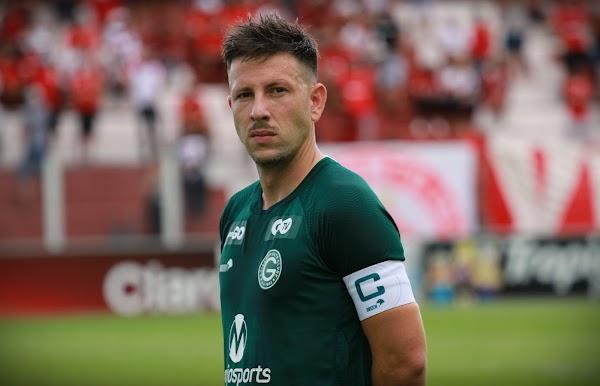 Oficial: Goiás, rescinde el jugador Fábio Sanches