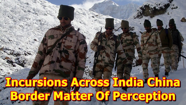 Army blocks Sikkim 'incursion' by China