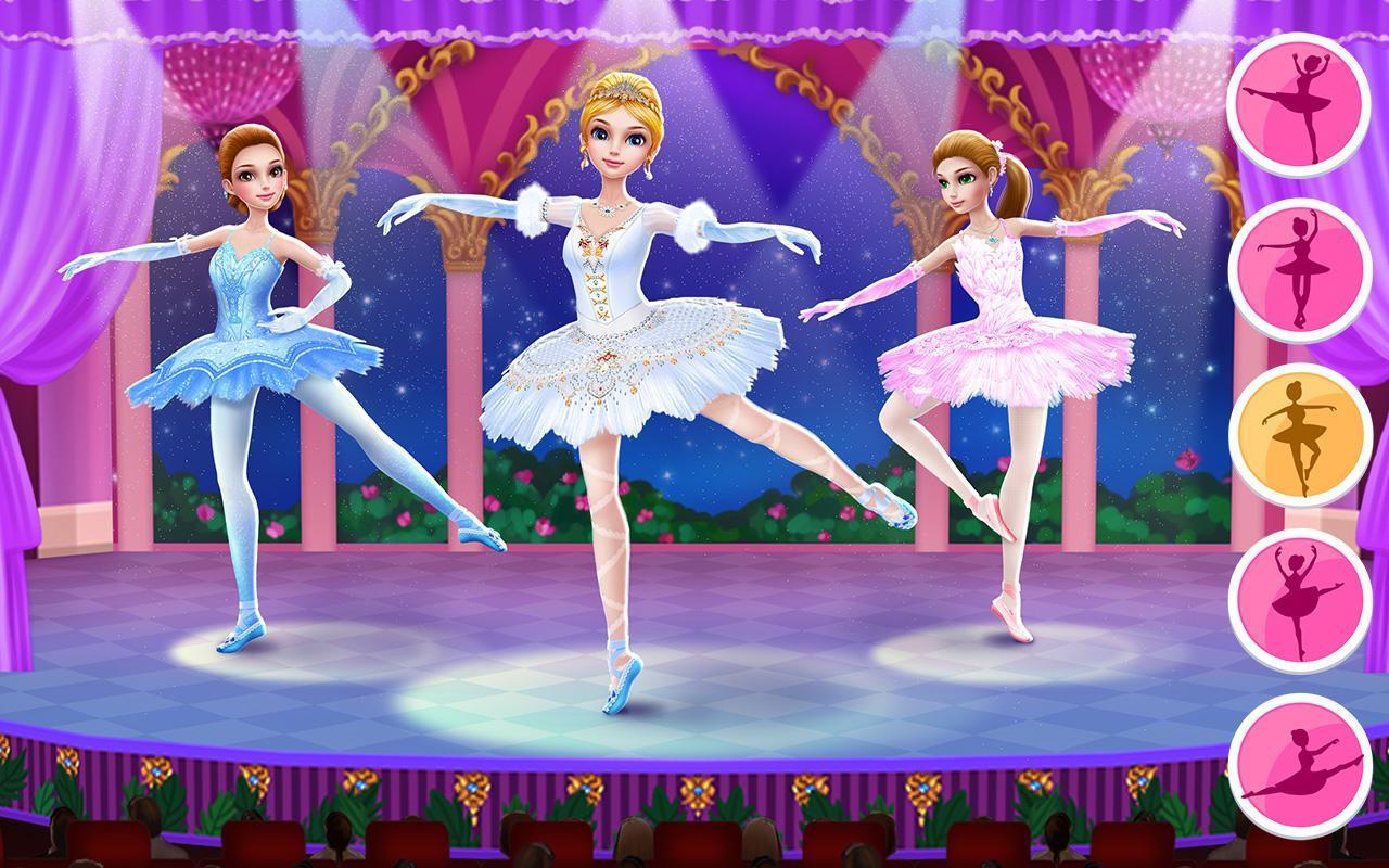 تحميل لعبة Pretty Ballerina