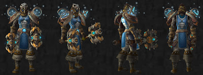 Transmogrification: The Star Protector - Enhancement Shaman