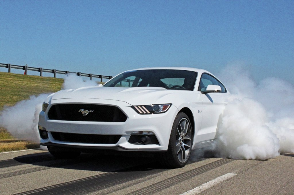 Ford Performance Parts Add More Power, Torque to Mustang