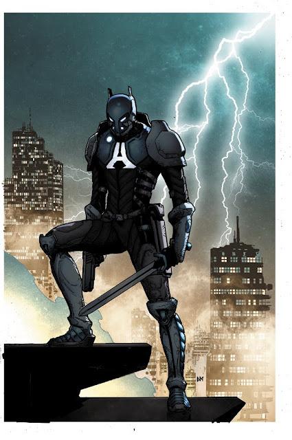 Arkham Knight Teaser Image