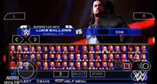 WWE 2k20 Apk Mod Download Obb Data for Android PPSSPP is updated version of WWE 2k18,WWE 2k20 apk mod + data obb was developed by 2k interactive with more added features, including new superstars, exiting skills athleticism displayed by each superstar