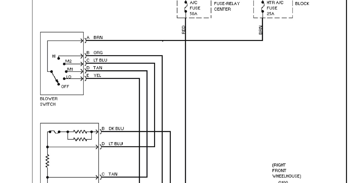 this is the 1995 chevrolet tahoe system wiring diagrams. Black Bedroom Furniture Sets. Home Design Ideas
