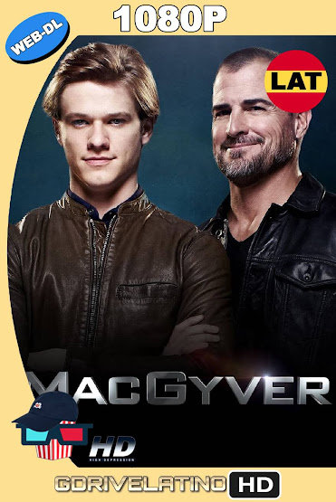 MacGyver (2017) Temporada 02 AMZN WEB-DL 1080p Latino-Ingles MKV