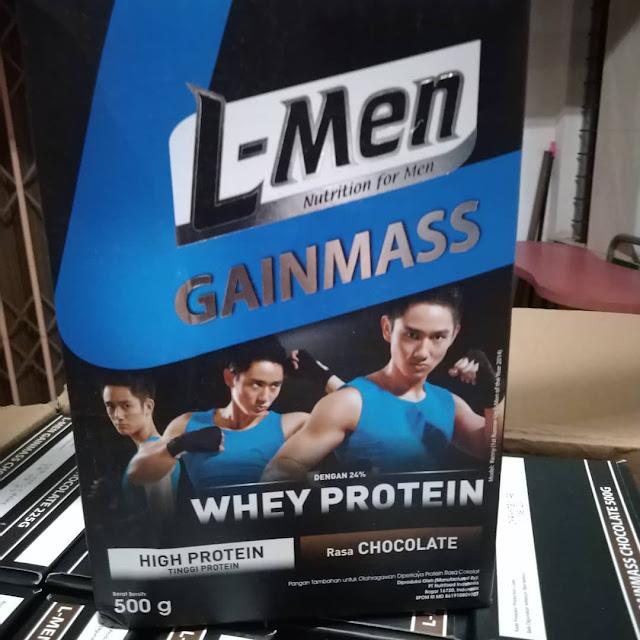 L-Men Gain Mass