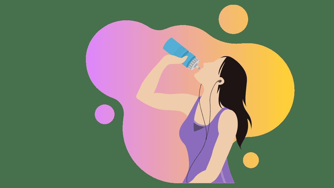 Tips menjaga kesehatan saat puasa