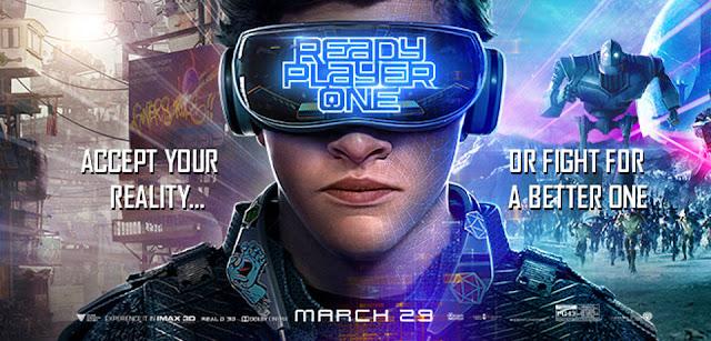 مراجعة فيلم Ready Player One؛ عندما تمتزج السينما مع ألعاب الواقع الافتراضي مع المخرج ستيفن سبيلبرغ تحصل على فيلم ثوري