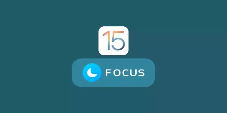 Cara Menggunakan Focus Mode di iPhone iOS 15