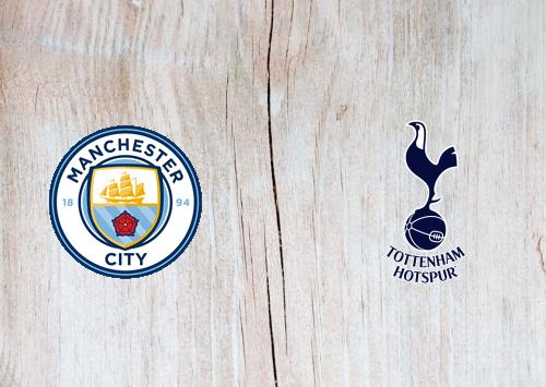 Manchester City vs Tottenham Hotspur -Highlights 13 February 2021