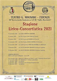 Stagione Lirico/Concertistica 2021