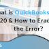 What is QuickBooks Error 1920 & How to Eradicate the Error?