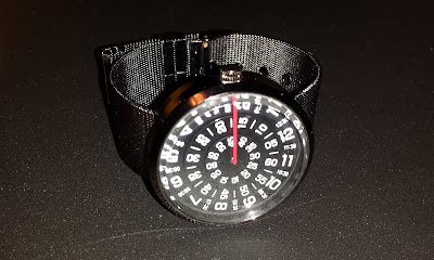 Review - Trendhim Black Interceptor Watch
