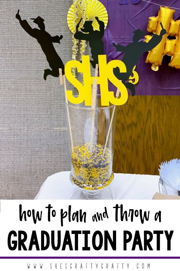 How to plan and throw a Graduation Party