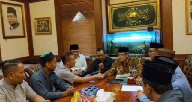 Cerita Pria Asal Riau Masuk Islam Melalui NU