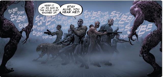 Reseña de 100% Marvel HC. Matanza: U.S.A., Panini Comics.