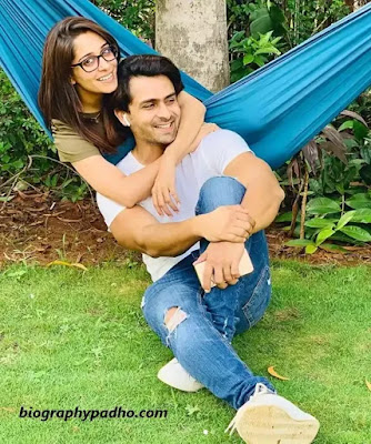 Dipika Kakar with his husband shoaib ibrahim