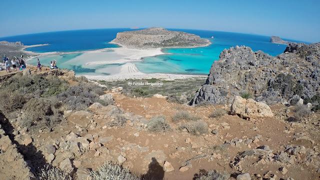 Balos Beach (Balos Lagoon) - Creta, Grécia
