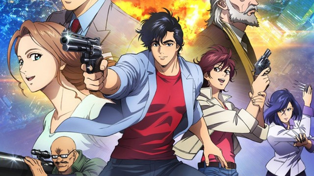 Movie City Hunter: Shinjuku Private Eyes Akan di Thailand pada 12 September