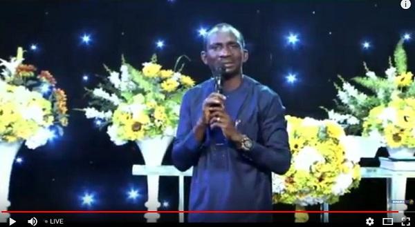 Live Streaming Dunamis Church Sunday Service 28/01/2018