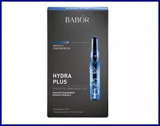 Fiole Babor Hydra Plus Active Fluid cu acid hiluronic Pareri forum cosmetice profesionale de lux