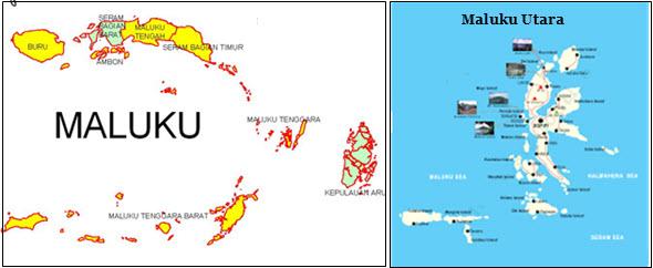 Daftar Nama Teluk Di Kepulauan Maluku
