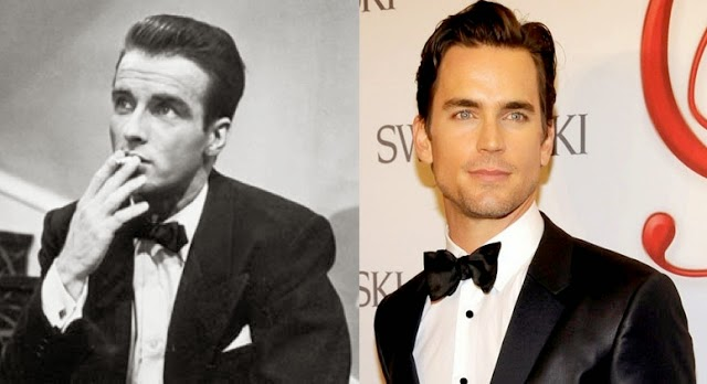Matt Bomer como Monty Clift