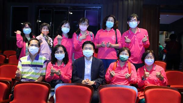 彰化志工演唱會嗨翻 員榮醫院張克士贊助傳遞溫暖