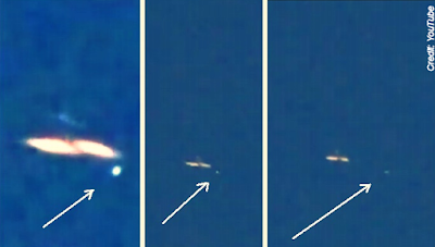 UFO Almost Collides with Passenger Plane – Peru 7-25-16