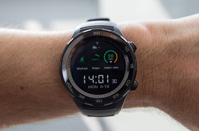 هواوي واتش سبورت Huawei Watch Sport 2