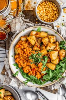 Yellow Split Pea Curry