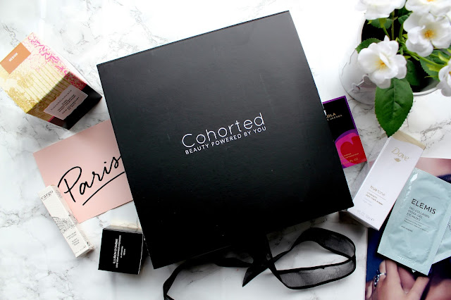 Cohorted February 2016 Beauty Box
