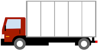 lorry - truck clipart