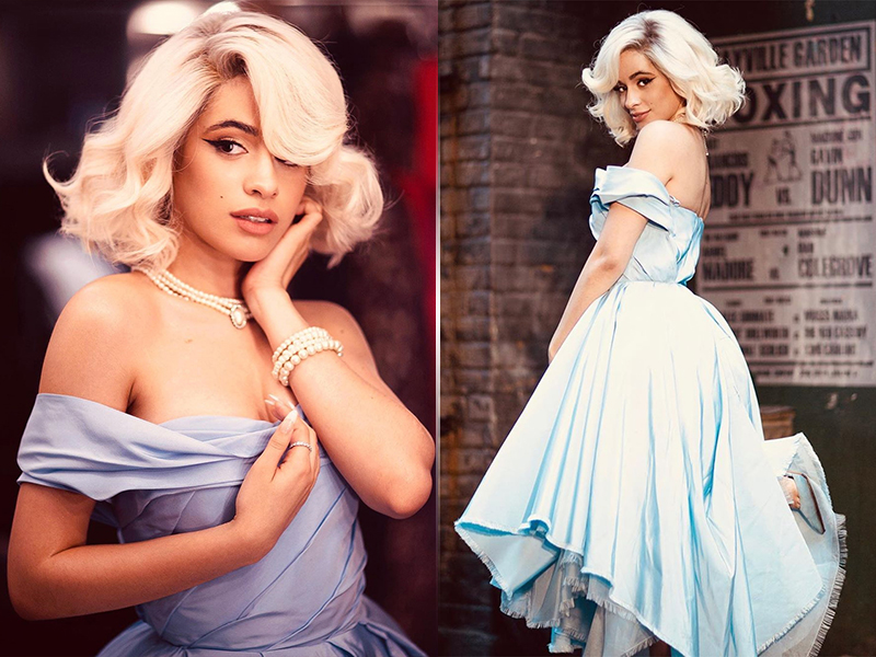 Camila Cabello - My Oh My music video