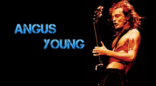Angus Young: Biography and Team