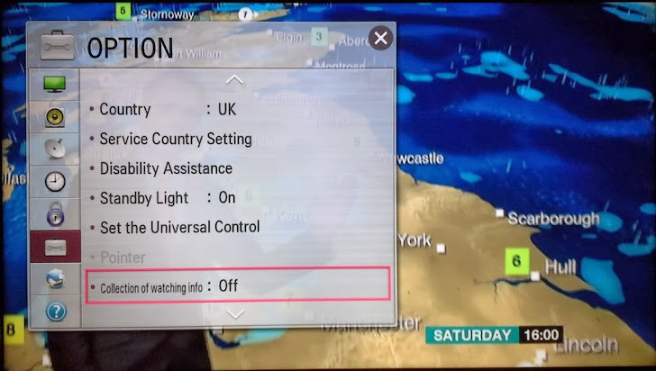Your TV now watching you too! LG Smart TV caught collecting owners' Habits and USB file names
