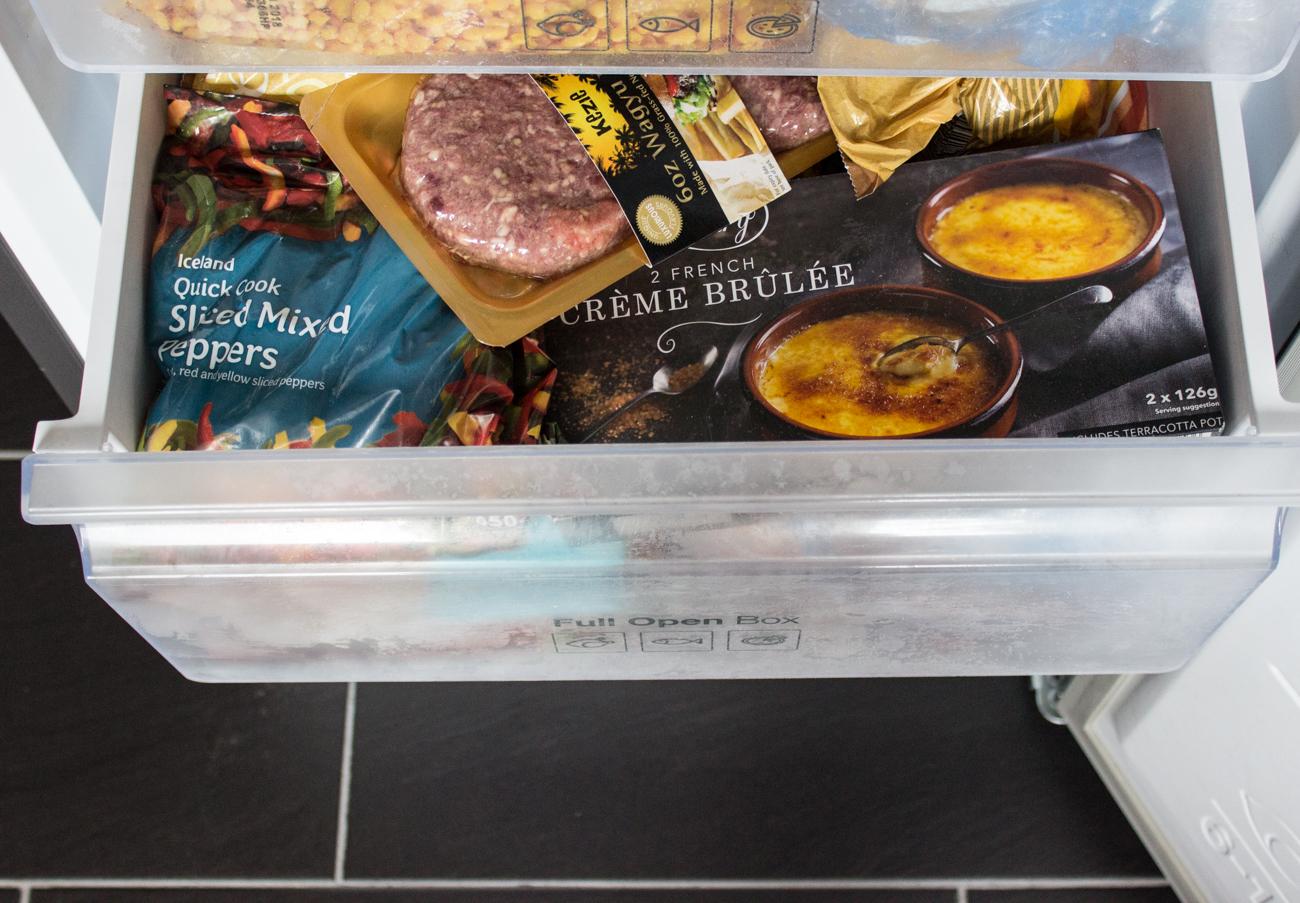 Iceland frozen food