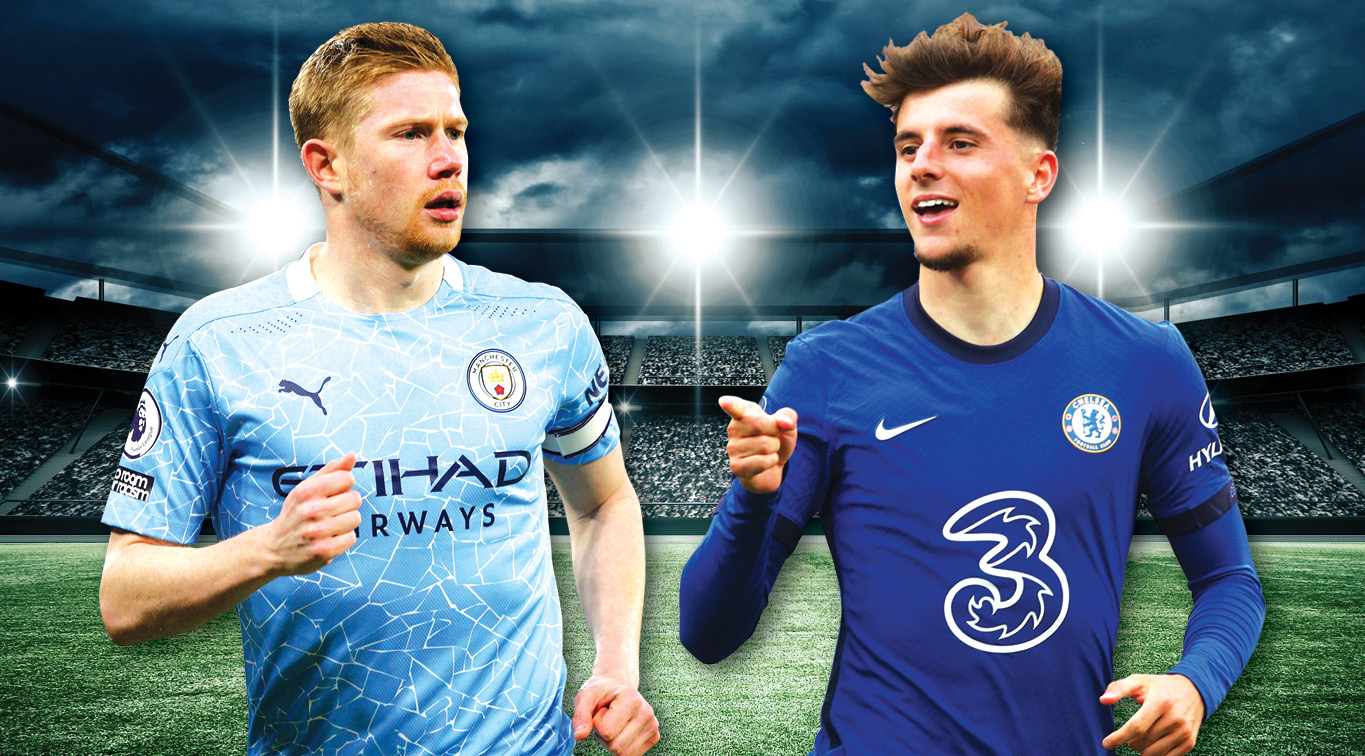 Champions-elect Man City host Chelsea in a crucial Premier League clash this Saturday