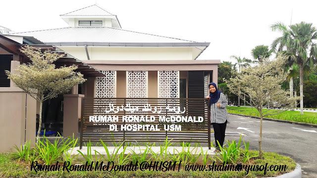 Rumah Ronald McDonald Kubang Kerian Kini Telah Dibuka Di Hospital Universiti Sains Malaysia. Apakah Fungsi Dan Kelebihannya?