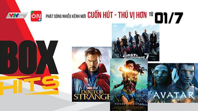 Xem kênh Box Hits - Kênh phim điện ảnh