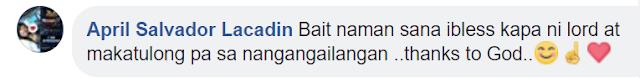 Nakaka-inspire ang ginawa ng babaeng ito sa isang batang mangangalakal