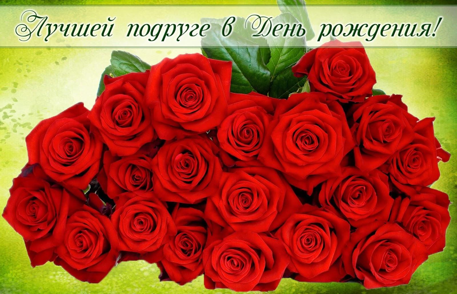 удивительно, открытка с днем рождения подруге с розами красивые русские туркмены приезжают