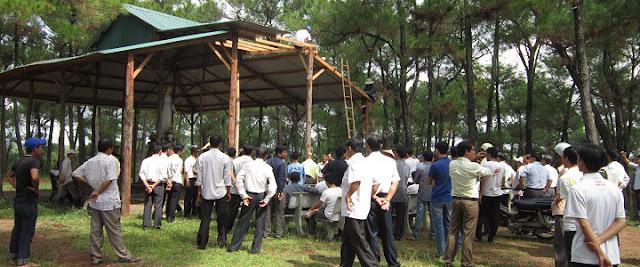 Thừa Thiên Huế: Nhà cầm quyền cưỡng chiếm khu đồi Đức Mẹ của đan viện Thiên An